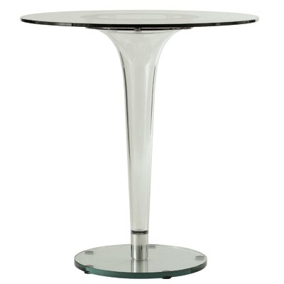 LeisureMod Lonia Dining Table