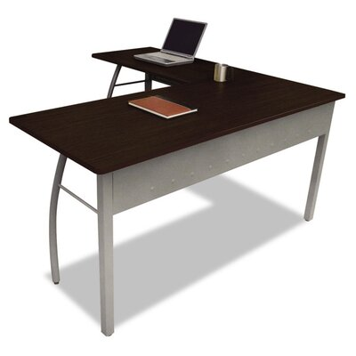 Latitude Run Aisha Corner Writing Desk