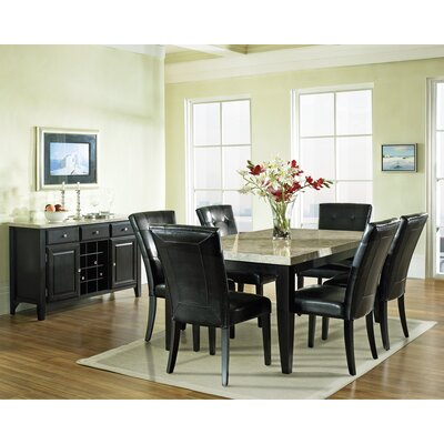 Latitude Run Chloe 7 Piece Dining Set
