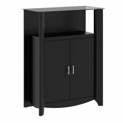 Latitude Run Wentworth 2 Door Storage Cabinet