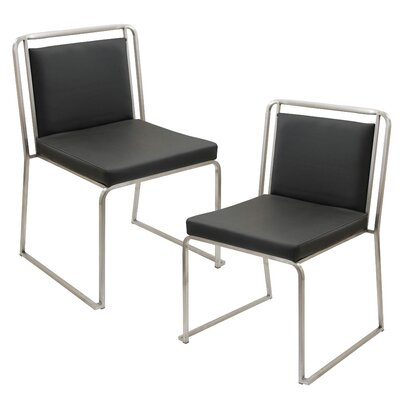 Latitude Run Josie Side Chair (Set of 2)