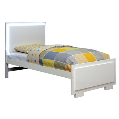 Latitude Run Ezra Panel Bed
