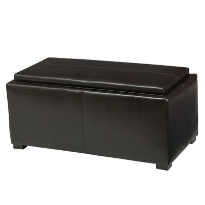 Latitude Run Avalon 3 Piece Lift Top Ottoman Set