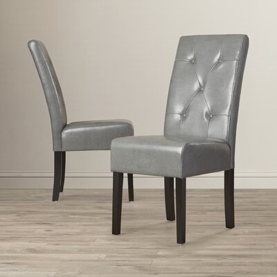 Latitude Run Corinne Dining Chair Set (Set of 2)