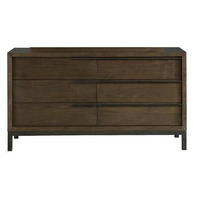 Latitude Run Edensor 6 Drawer Dresser