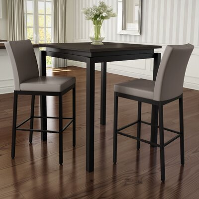 Latitude Run Staley 5 Piece Pub Table Set