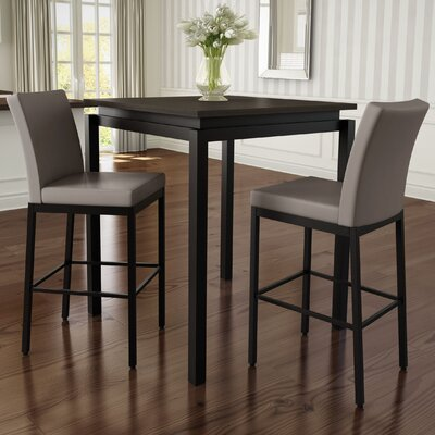 Latitude Run Stedman 5 Piece Pub Table Set