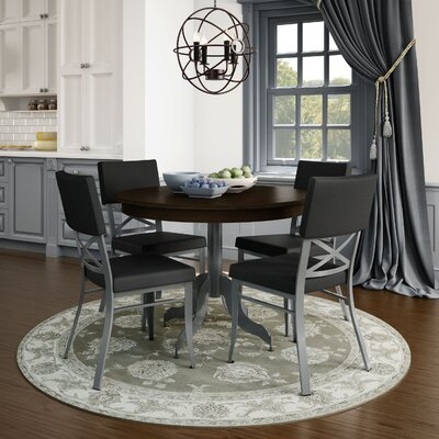 Latitude Run Stokes 5 Piece Dining Set