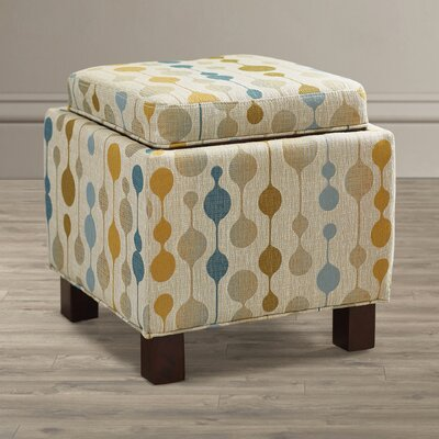 Latitude Run Meigs Shelley Square Storage Ottoman