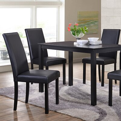 Latitude Run Alexandra Parsons Chair (Set of 4)