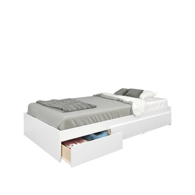 Latitude Run Margery Platform Bed with St..