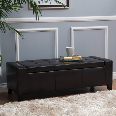 Latitude Run Dunnellon Storage Ottoman