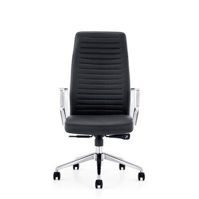 Latitude Run Eloise High-Back Office Chair with Arms