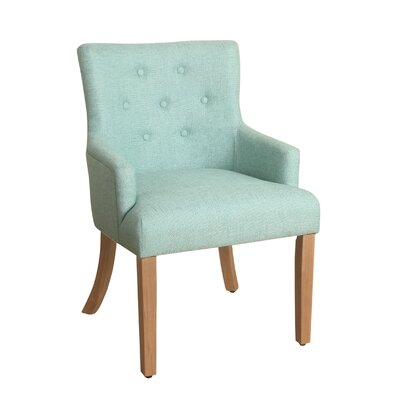 Latitude Run Myrtle Tufted Armchair