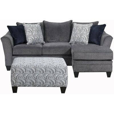 Latitude Run Teri Sectional by Simmons Upholstery