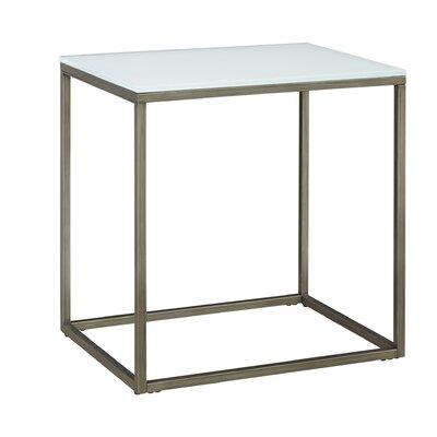 Latitude Run Alfreda Rectangular End Table