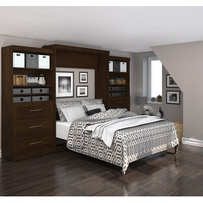Latitude Run Sammy Queen Murphy Bed
