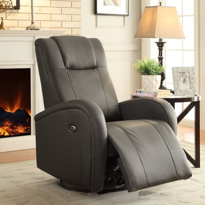 Latitude Run Lance Swivel Power Glider Recliner Image