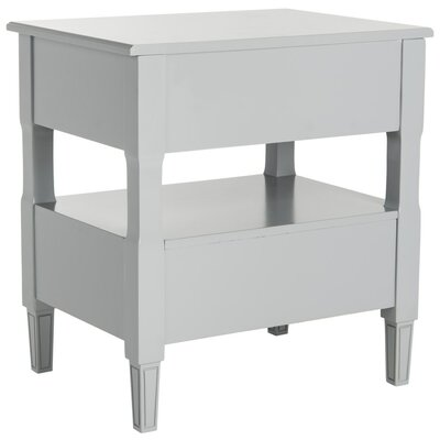 Latitude Run Jerry 2 Drawer Nightstand