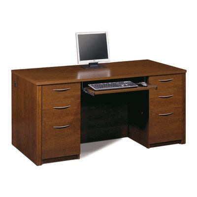 Latitude Run Witchel Credenza Desk