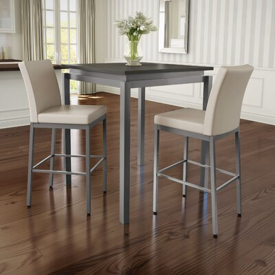 Latitude Run Stanfield 5 Piece Pub Table Set