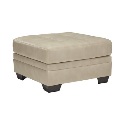 Latitude Run Elmore Durablend Oversized Accent Ottoman