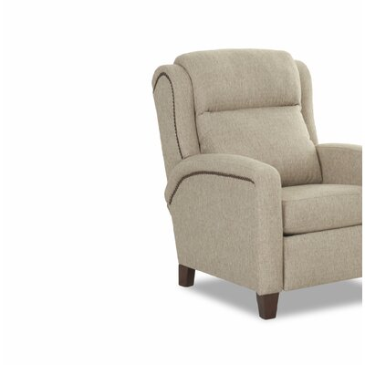 Latitude Run Mccann Recliner with Headrest and Lumbar Support
