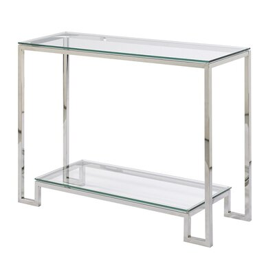 Home Gear Demster Console Table