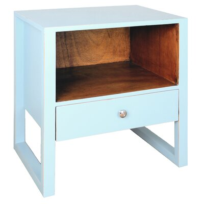 Porthos Home Edith 1 Drawer End Table
