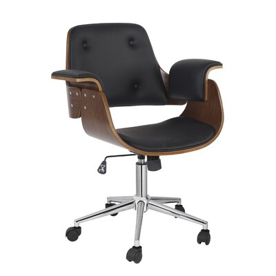 Porthos Home Orion Mid-Back Office Chair