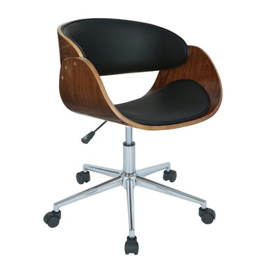 Porthos Home Monroe Mid-Back Task Chair