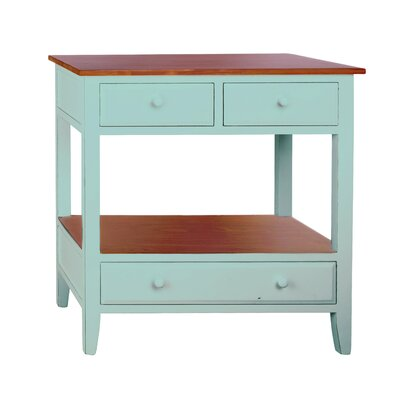 Porthos Home Pauline 3 Drawer Console Table