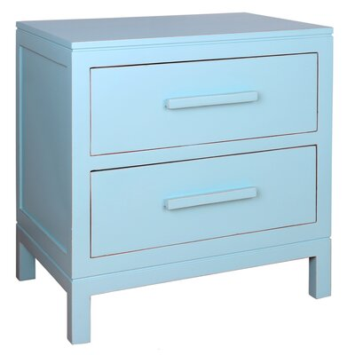 Porthos Home Gwen 2 Drawer Nightstand