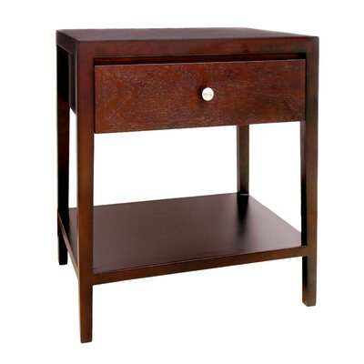 Porthos Home Delen 1 Drawer Nightstand