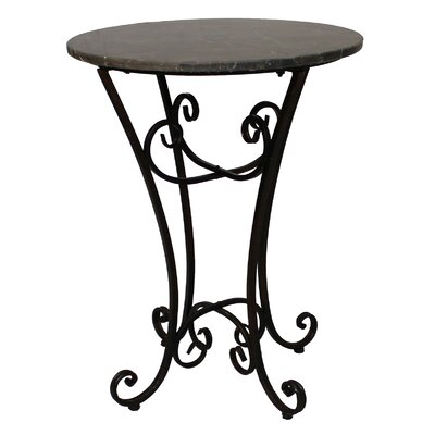 Urban Designs Elizabeth Round End Table