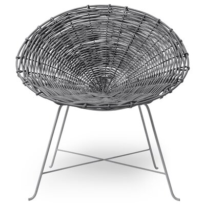 Bloomingville Braided Rattan Papasam Side Chair