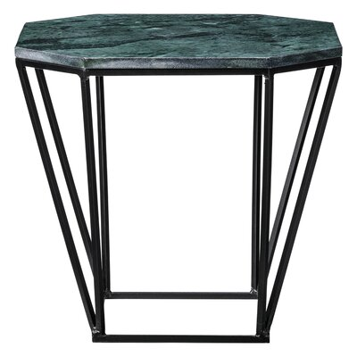 Bloomingville Pentagonal End Table