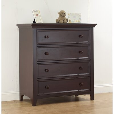 Lusso Seville 4 Drawer Chest