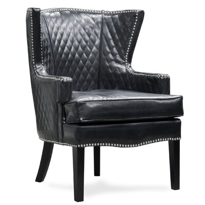Uniquely Furnished Doris Wingback Chair