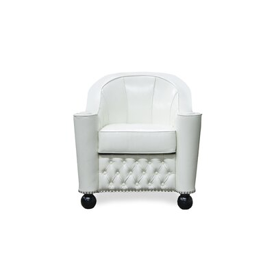 Uniquely Furnished Grace Club Chair