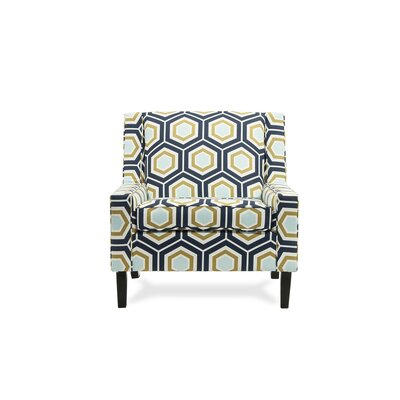Uniquely Furnished Montego Arm Chair