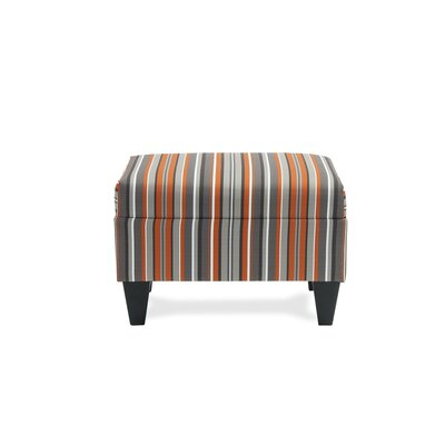 Uniquely Furnished Jerry Ottoman