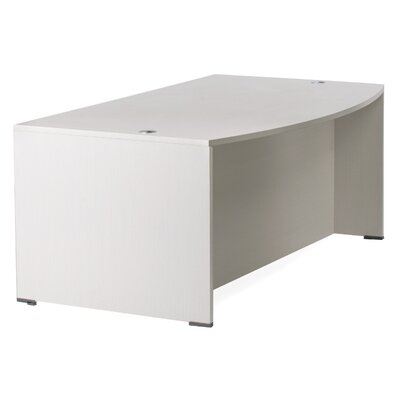 WIS Furniture Group Bow Front Desk