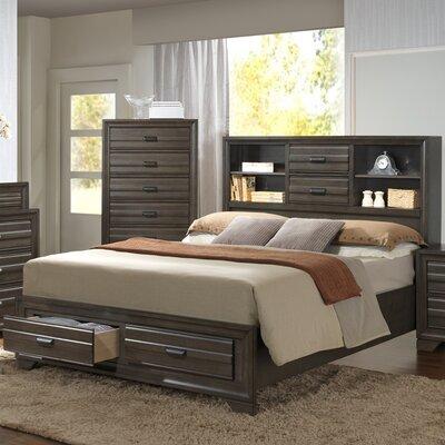 Wildon Home ® Eddison Bed