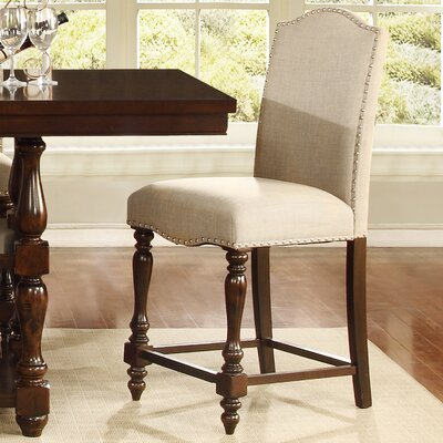 Wildon Home ? Palisade Counter Height Parsons Chair (Set of 4)