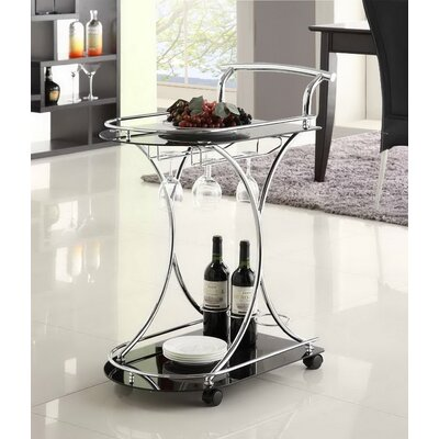 Wildon Home ® Serving Cart