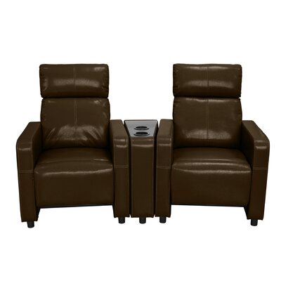 MYCO Arcadia 3 Piece Recliner Set