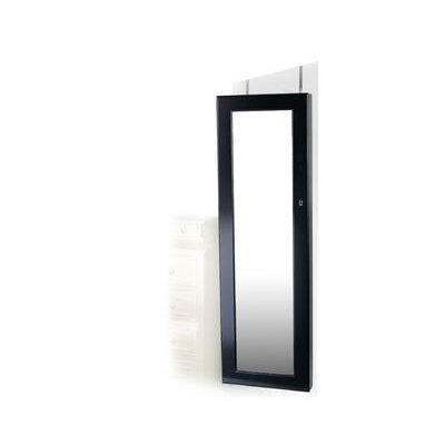 Famiscorp Premium Over The Door Jewelry Armoire With
