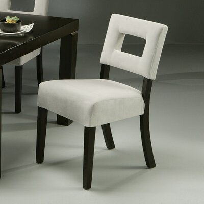 Impacterra Jakarta Dining Chair with Bella Grey Fabric