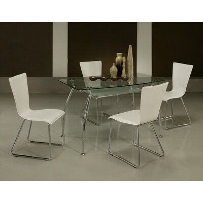 Impacterra Roman 5 Piece Dining Set